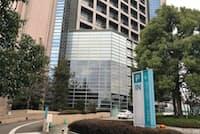 日本でもがんへの様々な取り組みが進んでいるが…(東京都中央区の国立がん研究センター中央病院)