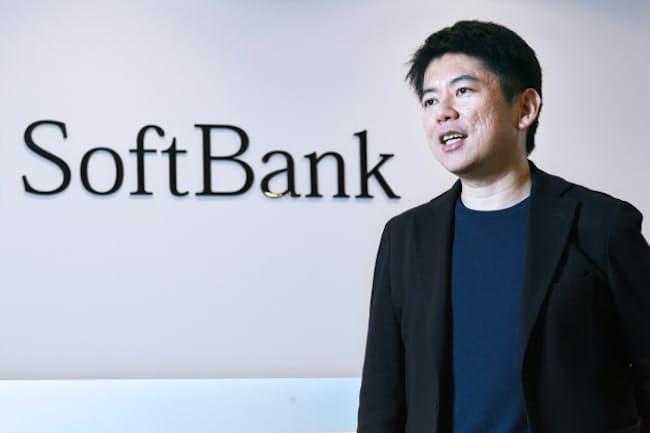 ソフトバンク採用・人材開発統括部長の源田泰之氏