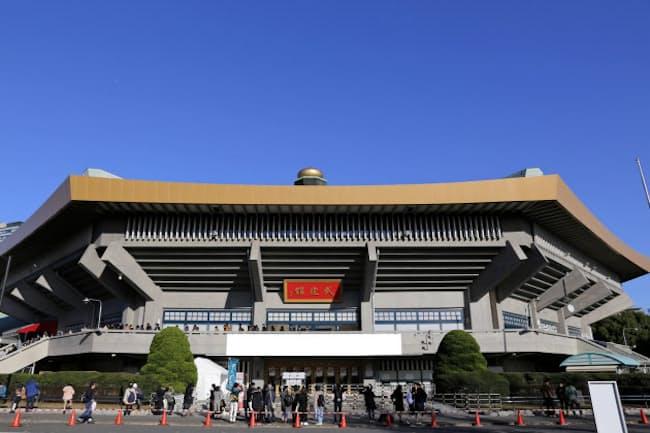 1964年の大会以降、武道とライブの「聖地」となった日本武道館(Tokyo2020提供)