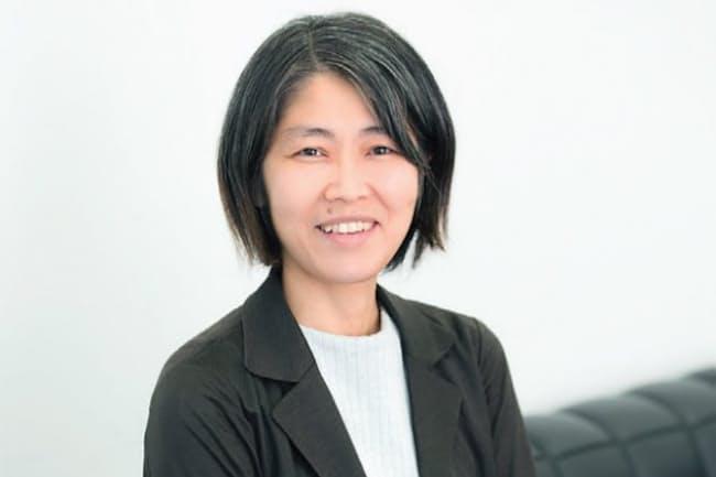 『龍華記』を書いた澤田瞳子さん 写真/中西裕人