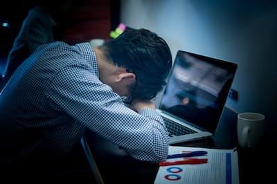 転職先の選択を誤ると不本意な早期離職につながることも。写真はイメージ=PIXTA