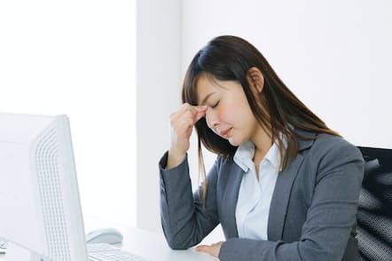 その疲れは身体だけの問題か、ほかにも原因があるのか。画像はイメー?#31119;絇IXTA