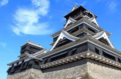 築城400年をすぎても、今なお地元市民の精神的シンボルとなっている