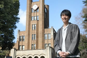 Business Contest KING代表の平河大斉さん