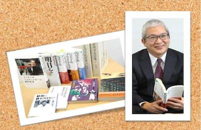 佐藤慎次郎氏と座右の書・愛読書