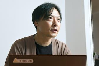 佐藤真矢 TRINUS(トリナス)代表