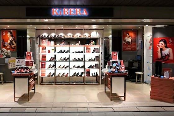 3D計測器を使ったパターンオーダー靴が人気
