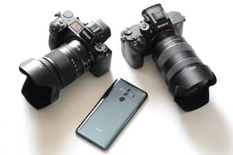 デジタルカメラとスマホを連係させると写真の楽しみ方が広がる