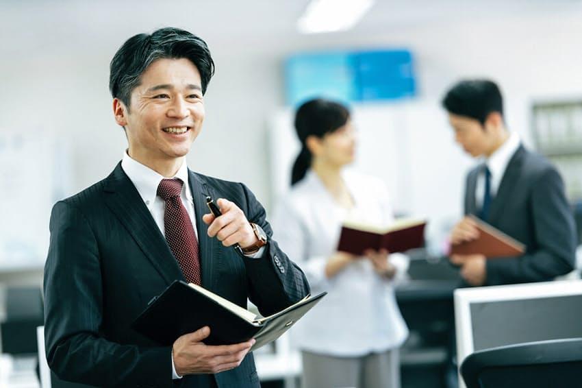 新年度を新たな職場で迎えるリーダーはまず人間関係を築きたい。写真はイメージ=PIXTA