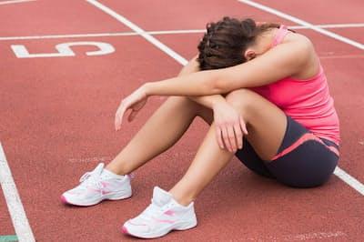 長距離ランナーは鉄分不足から貧血になりやすい。(C)Wavebreak Media Ltd-123RF