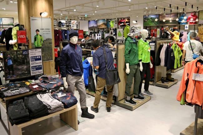 作業服販売大手のワークマンはカジュアルウエアの新業態がヒットした