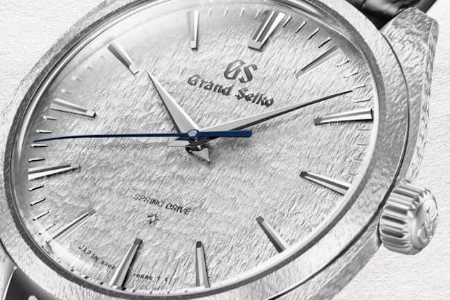 グランドセイコー エレガンスコレクション スプリングドライブ20周年記念モデル(プラチナケースモデル)