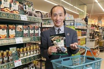 日本生活協同組合連合会の本田英一会長