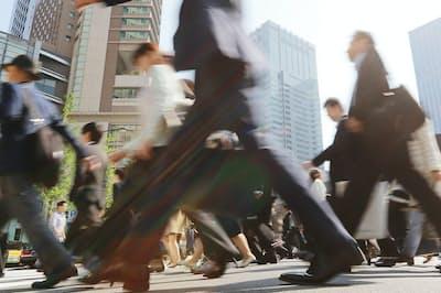 「残業上限規制」の新ルールは大企業では4月から始まる。写真はイメージ