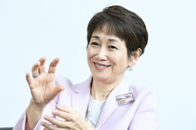 小林いずみ 経済同友会副代表幹事