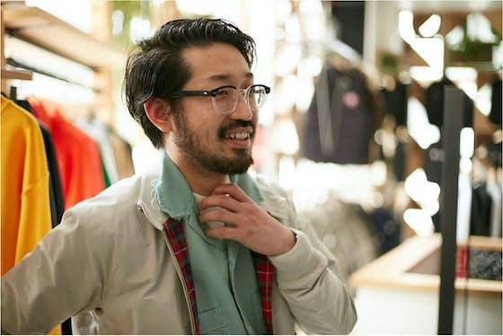 フリークスストア渋谷店ファッションアドバイザー 塚原早人さん