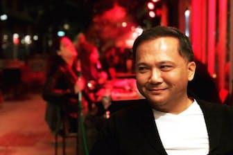 世界的レストランプロデューサー、アラン・ヤウ氏