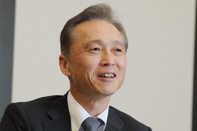 アステラス製薬の安川健司社長