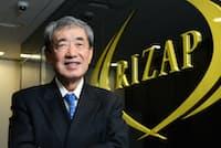 「プロ経営者」として、現在はRIZAPグループの取締役を務める松本晃氏