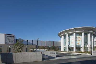 中村屋が武蔵工場内にオープンした「中華まんミュージアム」