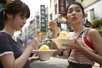 「行ったことがあって、お気に入りの海外旅行先」の第1位は男女ともに台北(写真はイメージ=PIXTA)