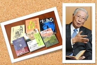 長沢豊氏と座右の書・愛読書