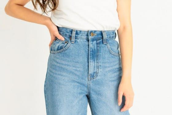 小柄女性に合わせたサイズ感やシルエットが人気