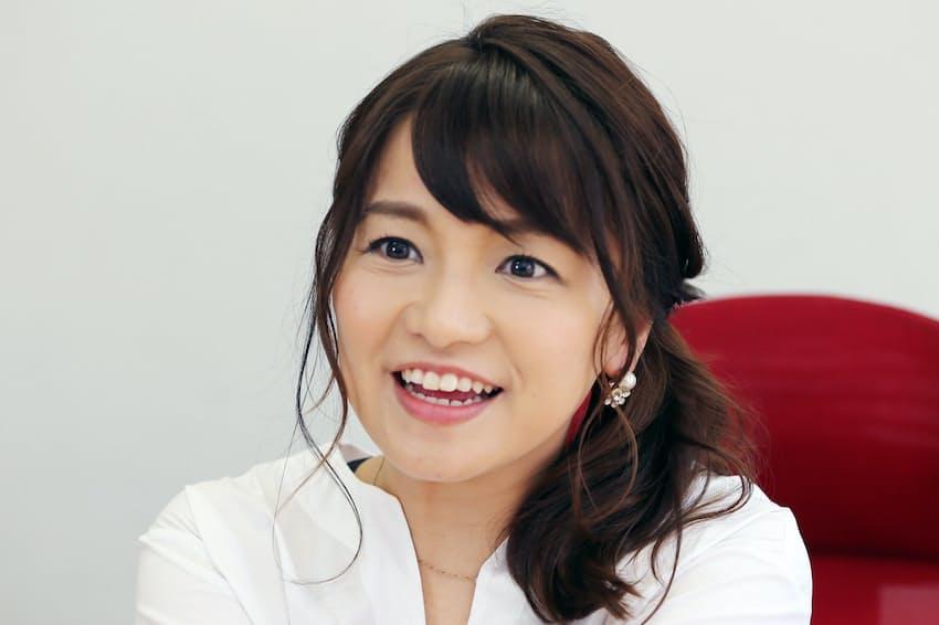 久野知美 女子鉄アナウンサー