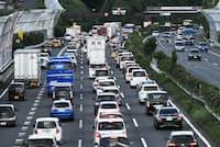 2019年のGWは10連休となる人が多く、高速道路の渋滞は分散しそうだ