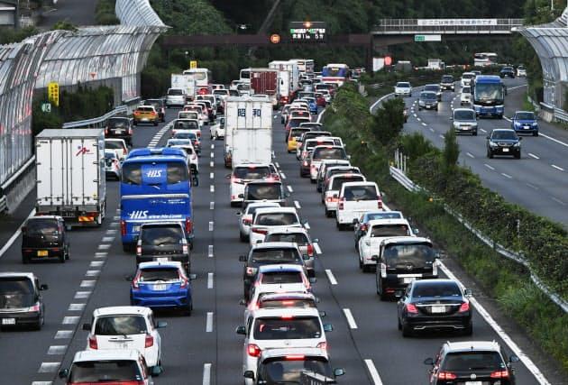 2019年GW渋滞予想
