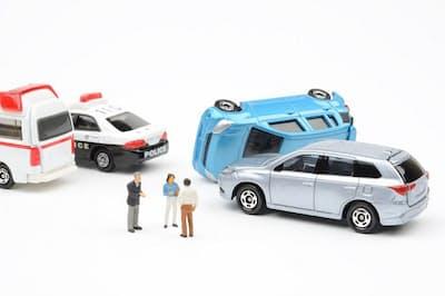 GW中に交通事故に遭ったらどう対応する?(写真はイメージ=PIXTA)