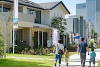 住宅の購入を検討している人にとって大型連休は住宅展示場を訪れる格好の機会だ