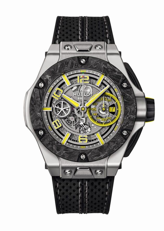 info for beceb ad7a6 高級時計ウブロ、フェラーリとのコラボモデルを拡充 Men's ...