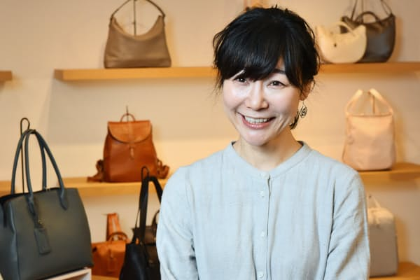 山口絵理子・マザーハウス代表兼デザイナー