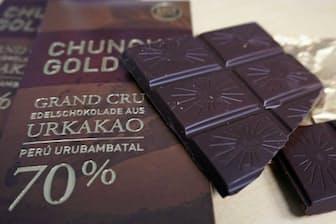 ペルプロのチョコレート