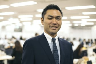 エン・ジャパンの沼山祥史氏