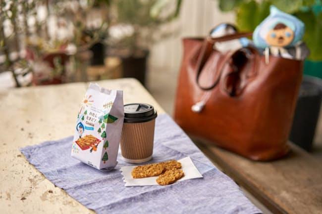 ヨックモックが立ち上げた菓子の新ブランド「わたしときどきCookie」