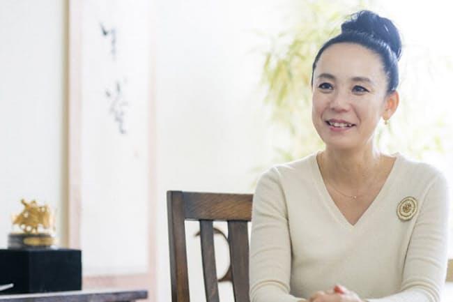 東京2020オリンピック大会公式映画の監督に就任した河瀬直美さん
