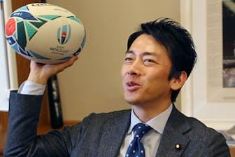 小泉進次郎さんは前回W杯で南アフリカ代表を破った日本代表の大金星に「ほんとに、やられた」