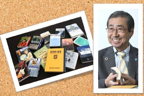 平朝彦氏と座右の書・愛読書
