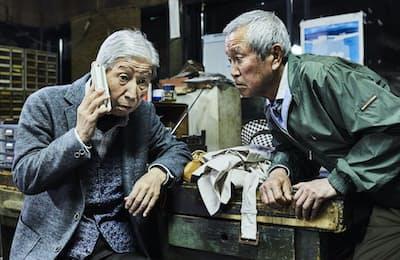 東京・渋谷のユーロスペースで25日公開(C)「兄消える」製作委員会