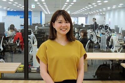 ビズアシの上田愛奈取締役は上司に「私に負荷をかけてください」と頼み込んだ