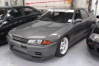 車両税の優遇措置を受けることができるバブル時代の日本車の販売が好調だ