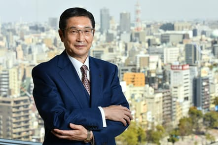 アサヒグループホールディングスの小路明善社長兼CEO