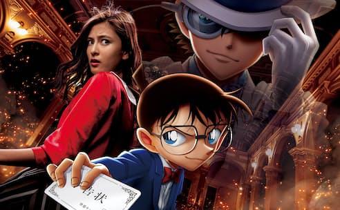 現在開催中の「名探偵コナン・ザ・エスケープ 紺青の序幕」 (ユー・エス・ジェイ提供)