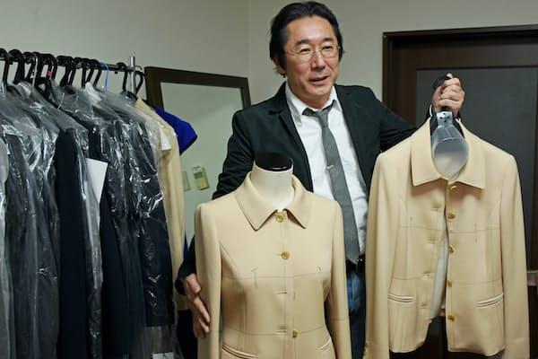ファッションしらいしの白石正裕社長は「お受験服」という鉱脈を掘り当てた