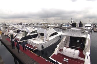 「ジャパン インターナショナル ボートショー2019」では約260隻が展示された