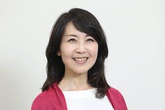 エッセイストの岸本葉子さんは認知症の父親を5年間介護し、最期にみとった経験を持つ