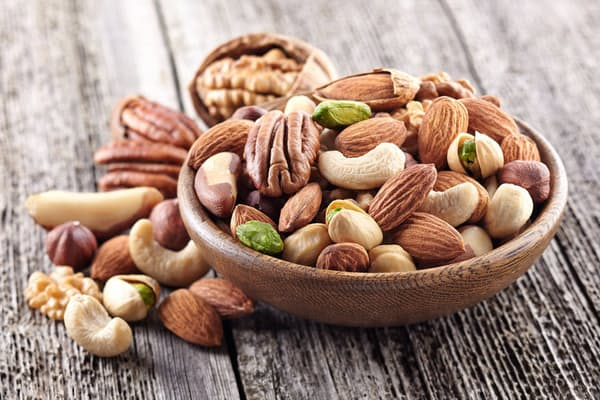 ナッツを食べる糖尿病患者ほど死亡リスクが低い?写真はイメージ=(c)dionisvera-123RF