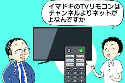 最新テレビのインターネット連動機能はどうなっているのかを知るために、平成生まれのライターと昭和世代のオーディオ・ビジュアル評論家がメーカーを訪ねた